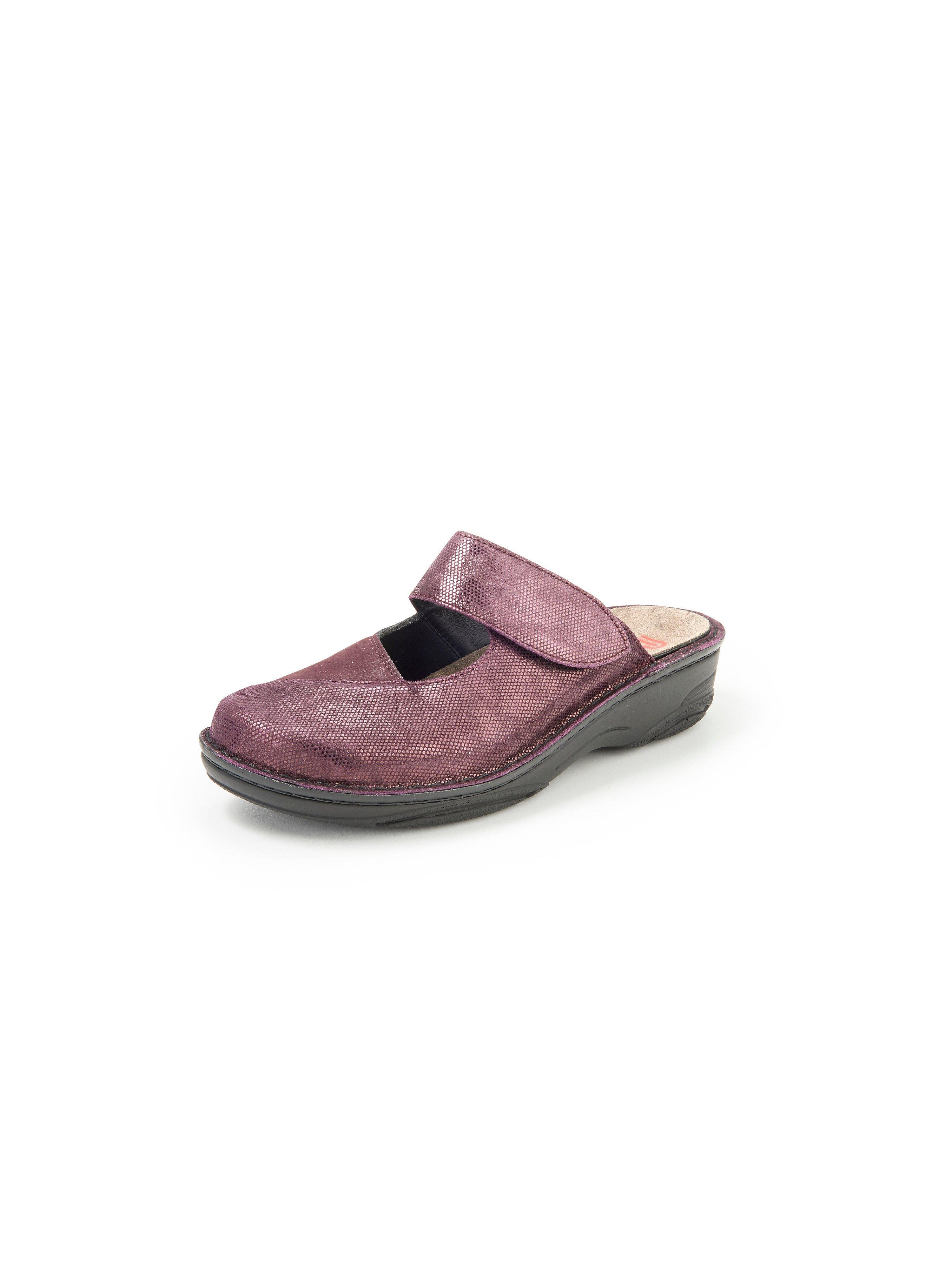 Slippers Van Berkemann Original rood