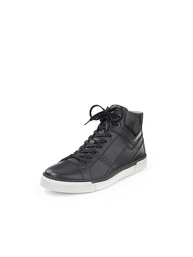 Pius Gabor - Ankle-high sneakers in soft calf nappa leather