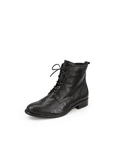 Softwaves - Les boots à lacets modèle Fabi