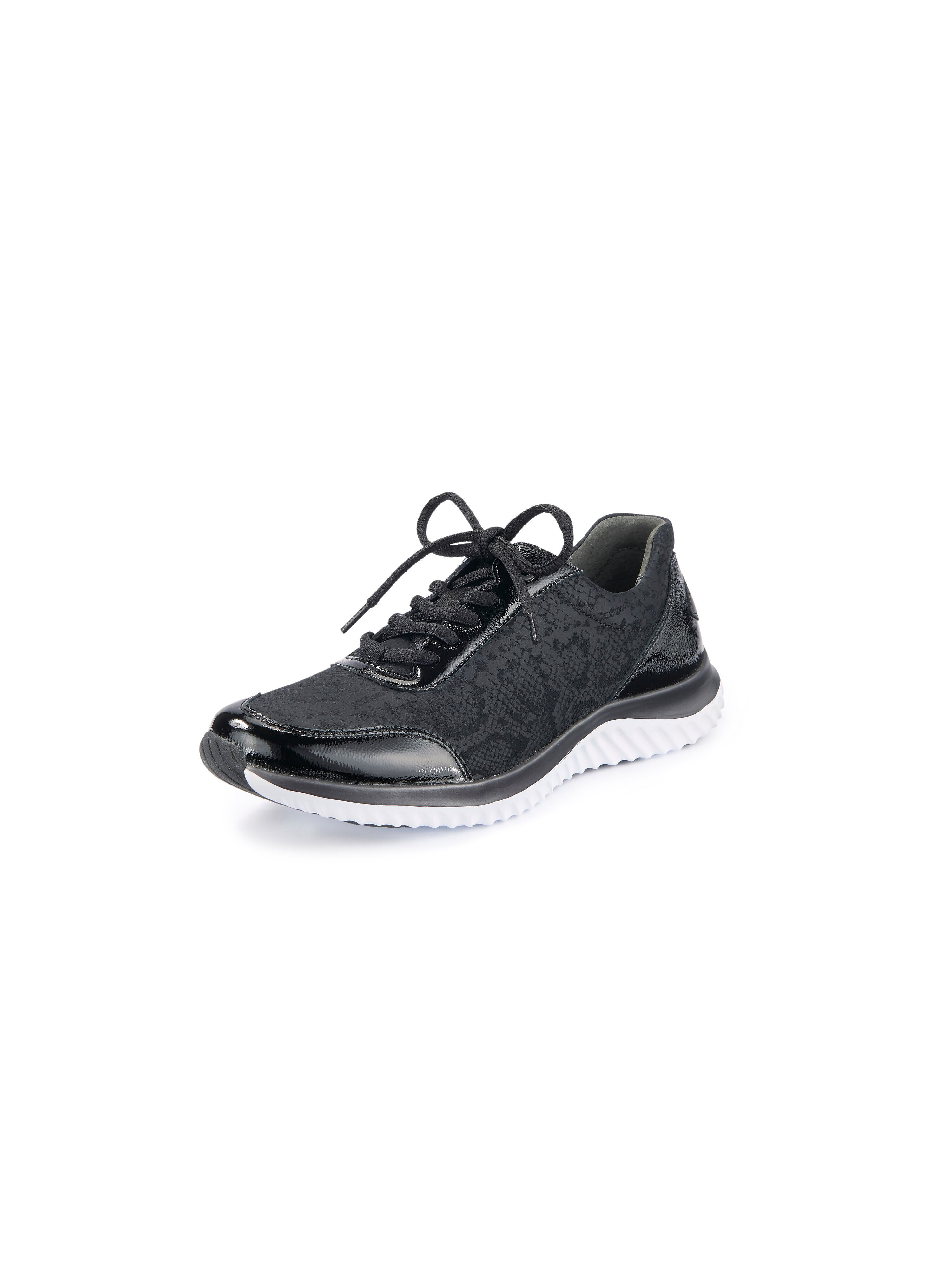 Sneakers Van Gabor Rolling-Soft-Sensitive zwart