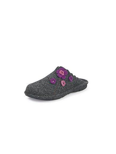 Romika - Les chaussons en feutre