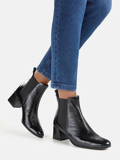 Paul Green - Les boots en cuir verni