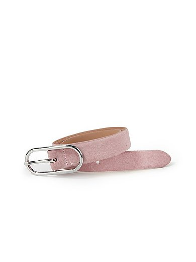 Uta Raasch - La ceinture en cuir velours