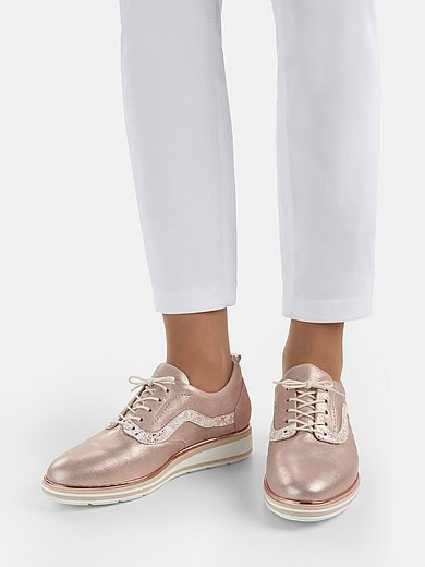 "Softwaves - Lace-up shoes ""Valentina"