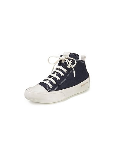 Candice Cooper - sneakers Mid van geitensuèdeleer