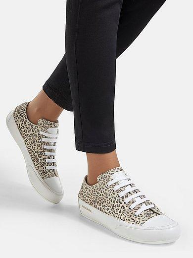 Candice Cooper - Sneakers Rock van geitensuèdeleer