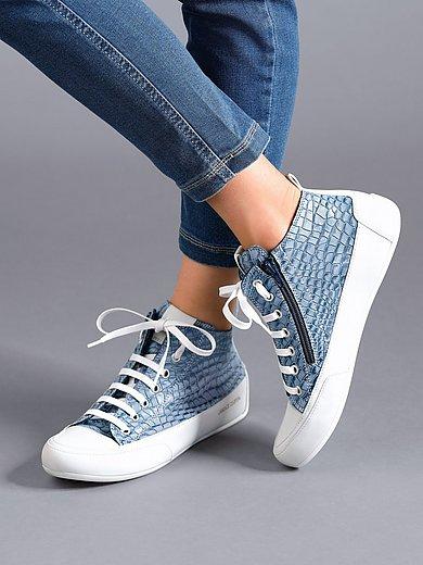Candice Cooper - Sneakers Mid van kalfsnappaleer