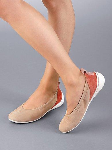 Think! - Les ballerines modèle Cugal 100% cuir
