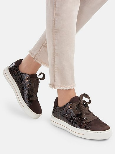 ARA - Sneakers Courtyard HighSoft van leer