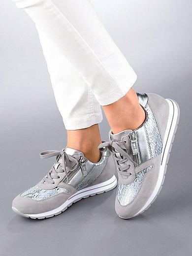 Gabor Comfort - Sneakers van geitensuèdeleer