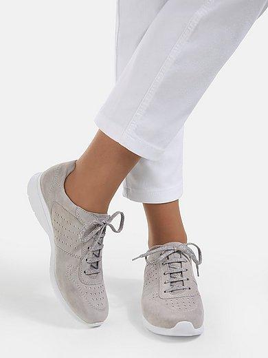 Semler - Sneakers van geitensuèdeleer