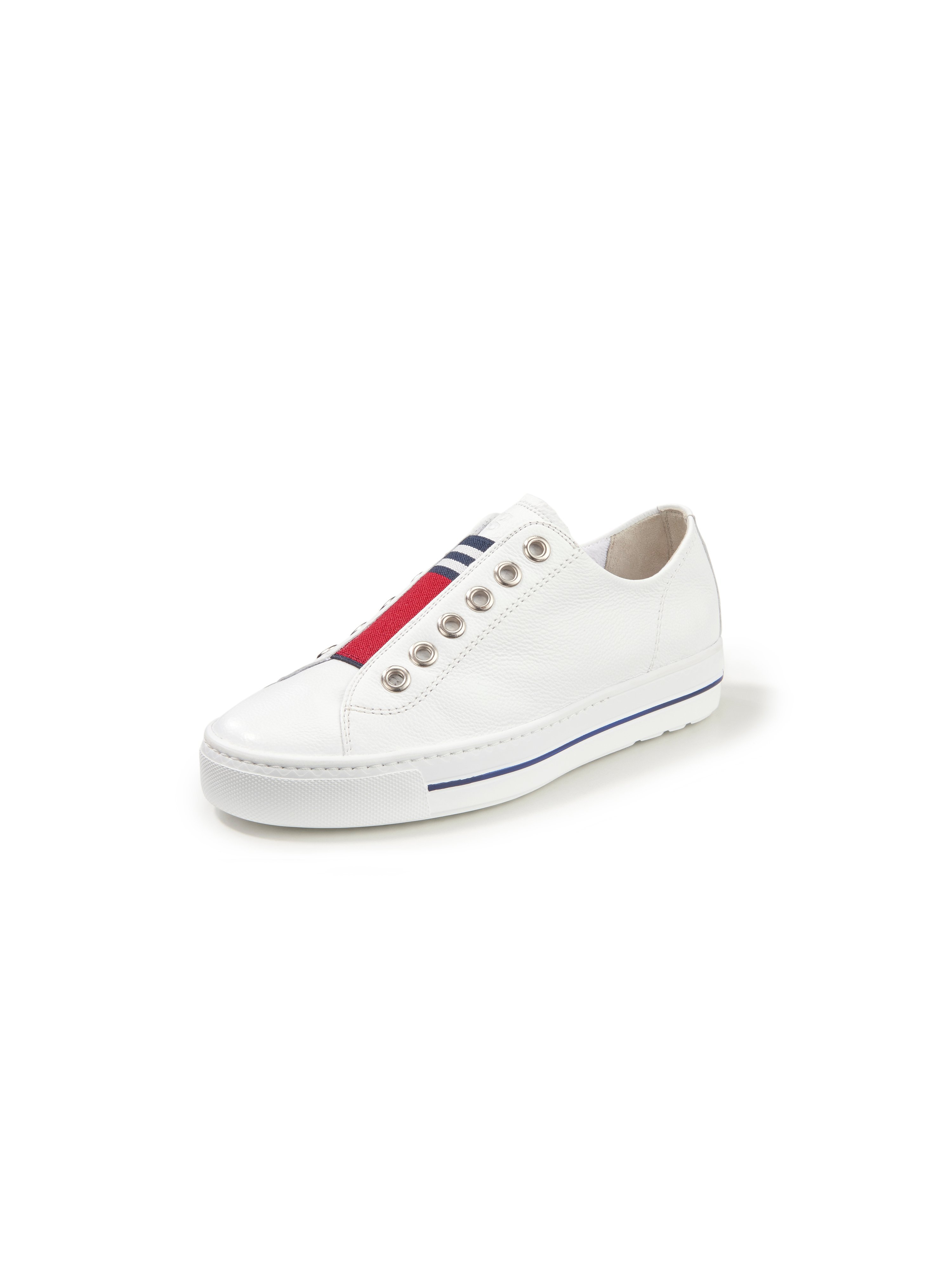 Sneakers van leer Van Paul Green wit