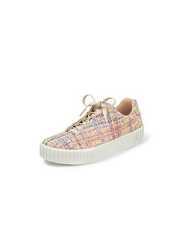 Romika - Sneakers Montreal van kalfssuèdeleer