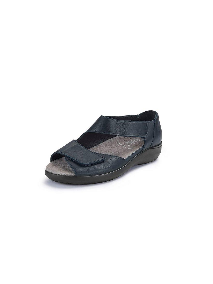 semler - Sandale Brigitte  blau Größe: 38,5