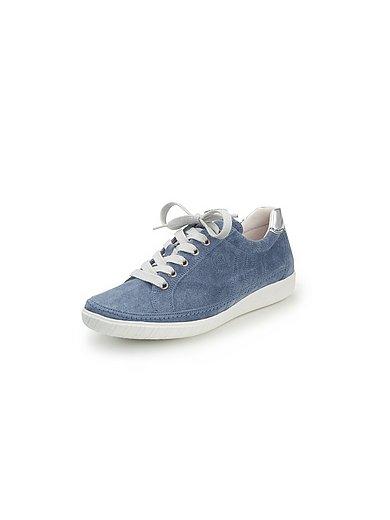 Gabor Comfort - Sneakers van kalfssuèdeleer