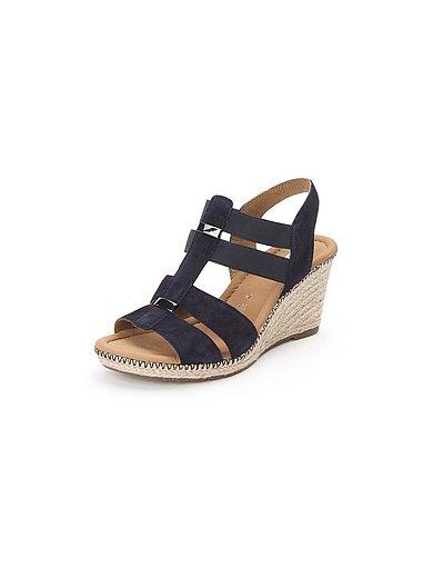 Gabor - Les sandales 100% cuir