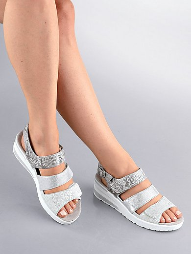 Waldläufer - Les sandales Claudia 100% cuir