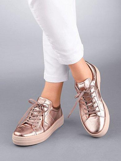 Peter Hahn - Sneakers van geitennappaleer