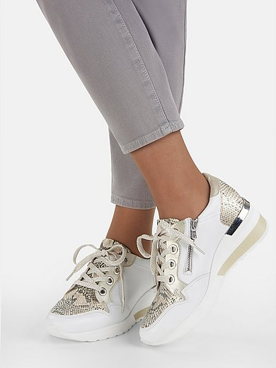 Softwaves - Les sneakers 100% cuir