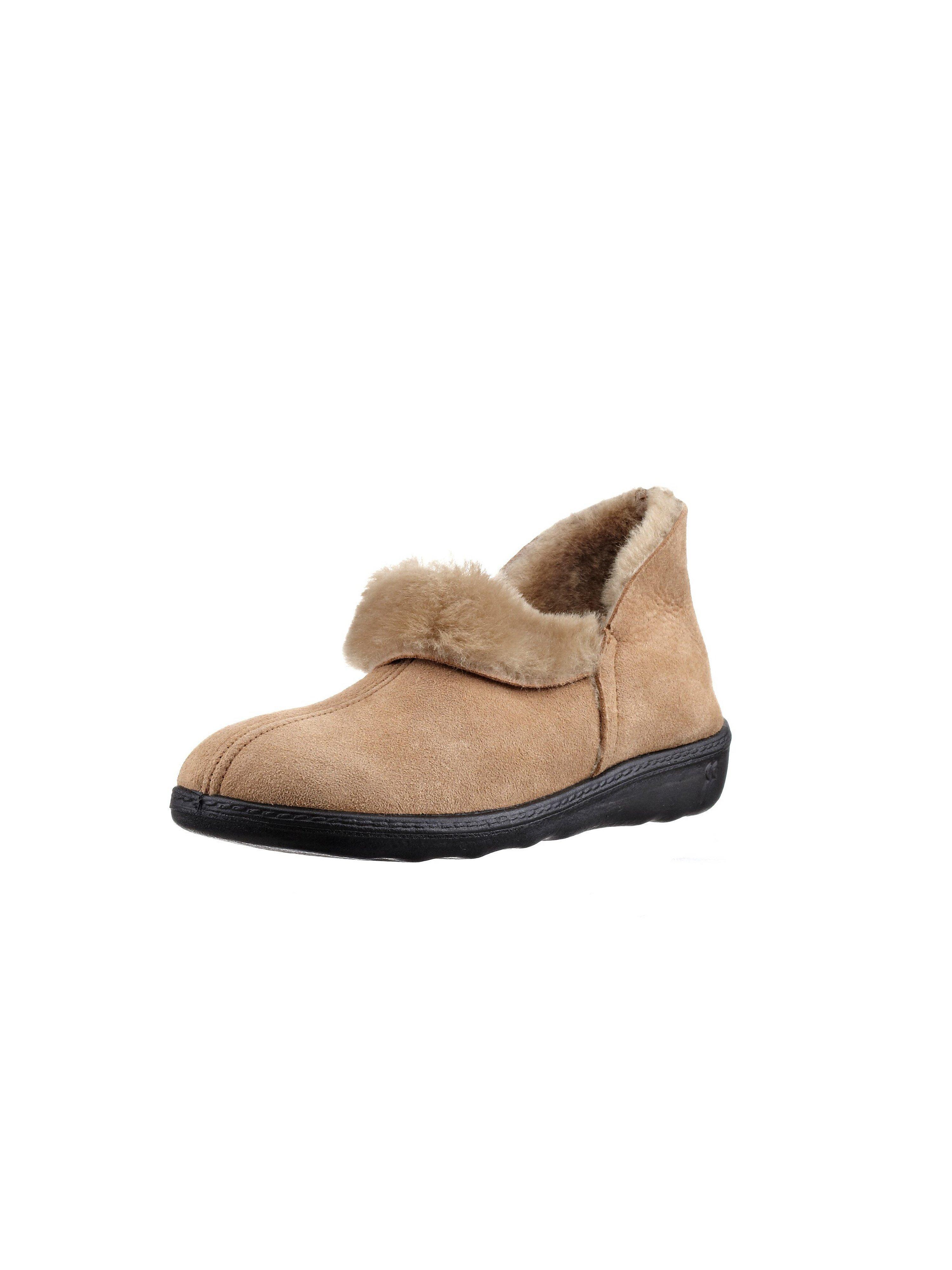 Pantoffels Van Romika beige