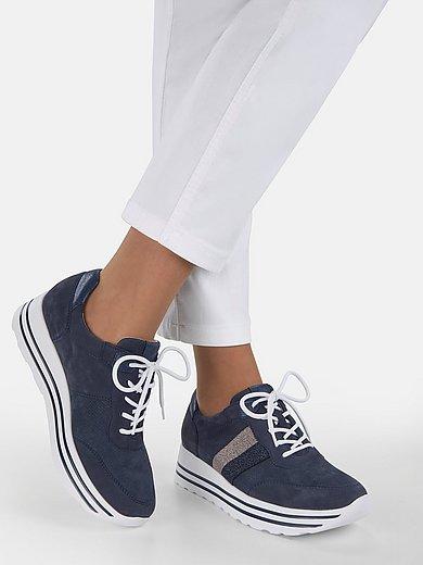 Waldläufer - Sneakers Lana van rundnubuckleer