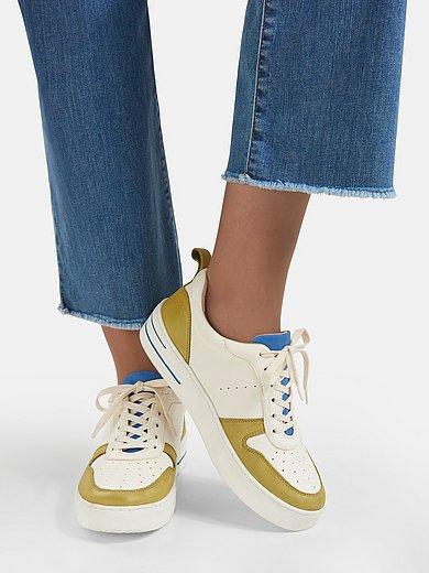 Lanius - Sneakers van plantaardig gelooid rundleer