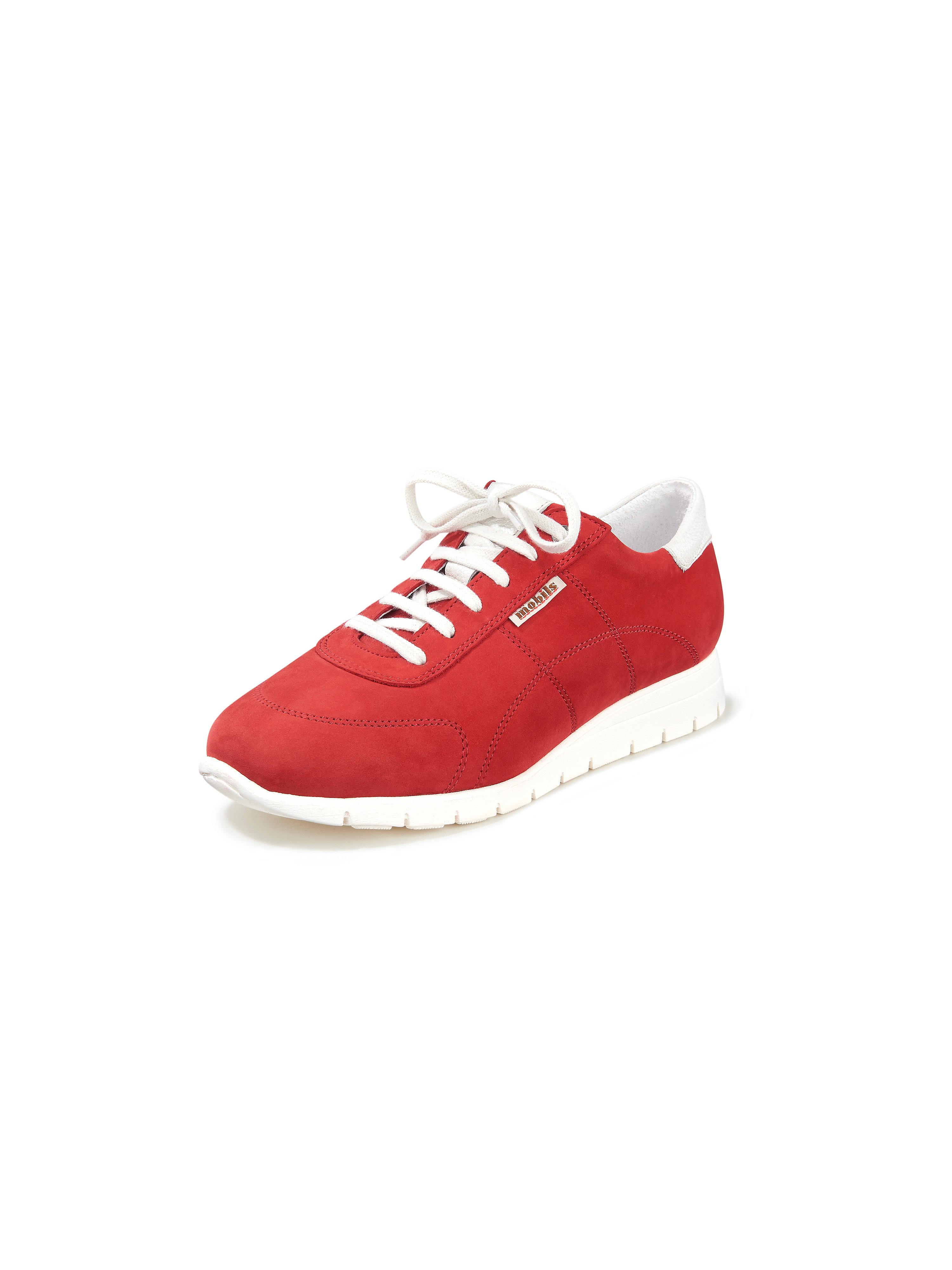Sneakers Dorothe Van Mobils rood