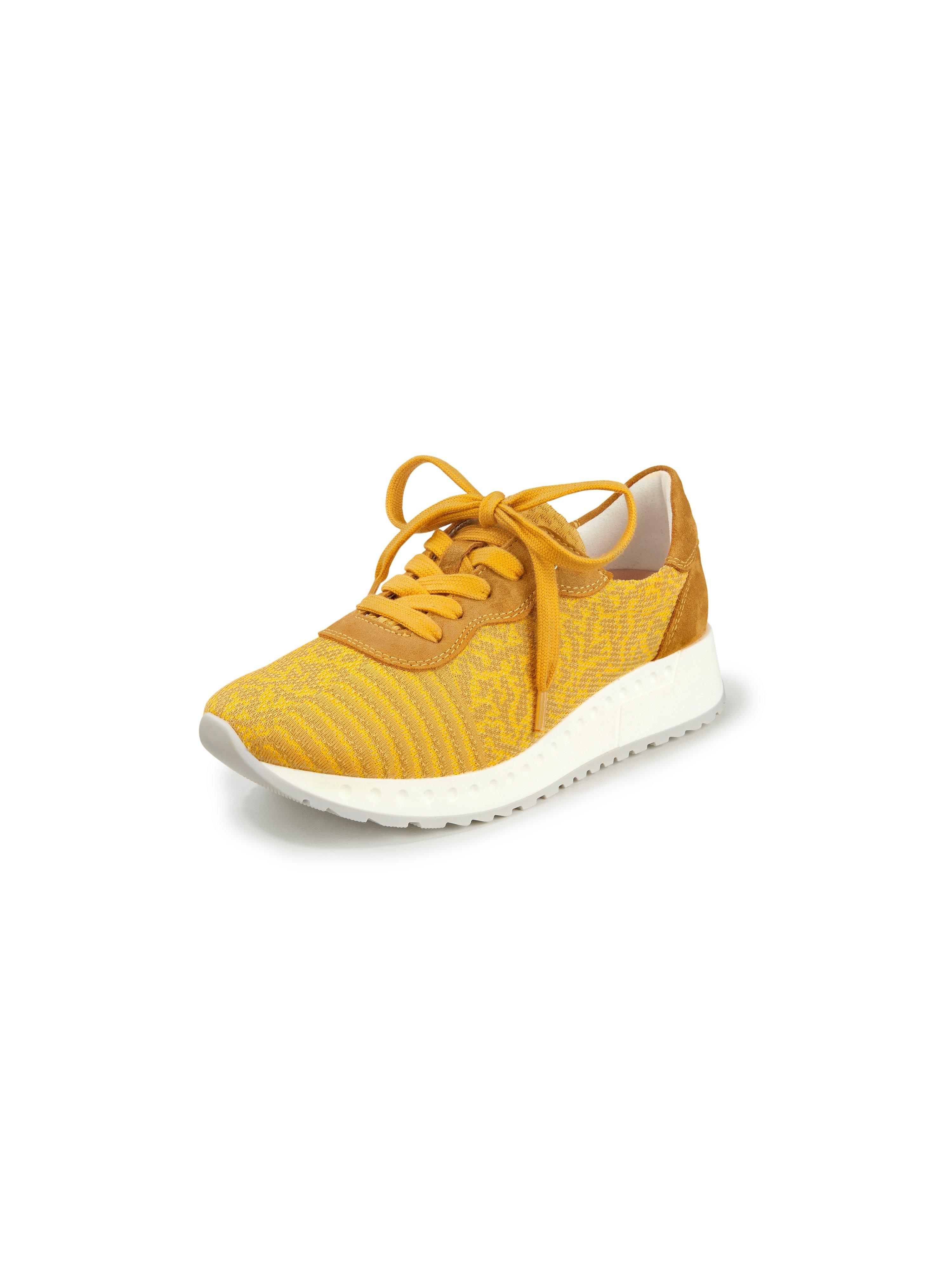 Sneakers Houston Van Romika geel