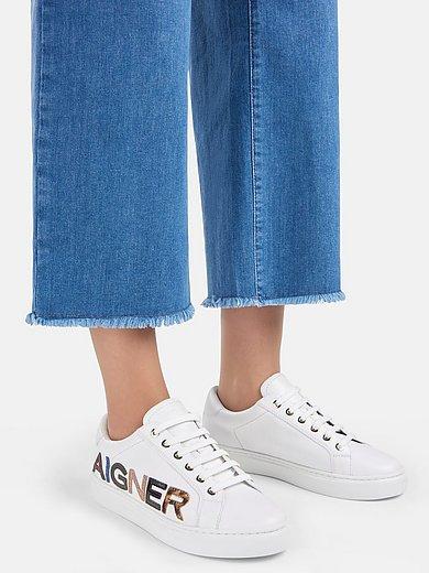 Aigner - Sneakers Diane van rundnappaleer