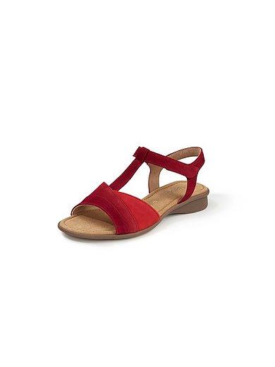 Gabor Comfort - Leren sandaaltjes in Best fitting-uitvoering
