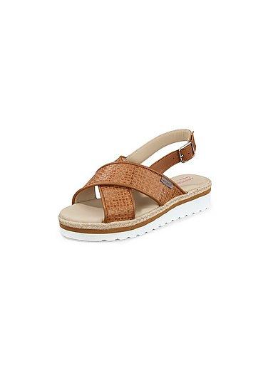 Aerobics - Flecht-Sandale Woven