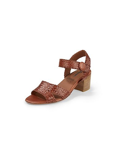Sioux - Plaited sandals Rosibel