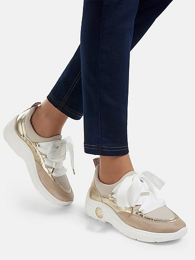 Peter Kaiser Balanced - Sneakers in een mix van materialen