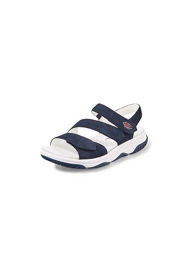 GABOR Komfort Sandalen blau Rolling Soft