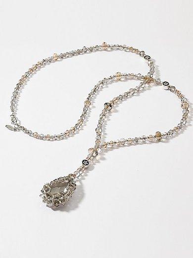 Juwelenkind - Le sautoir en perles de verre