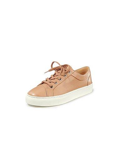THIES - Sneaker Olivenleder