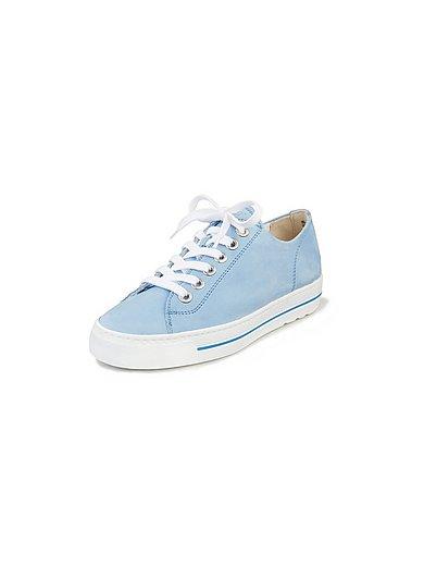 Paul Green - Sneakers van kalfsnubuckleer