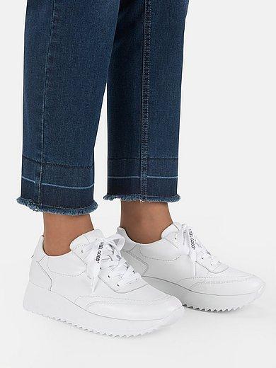 Paul Green - Sneakers van superzacht kalfsnappaleer