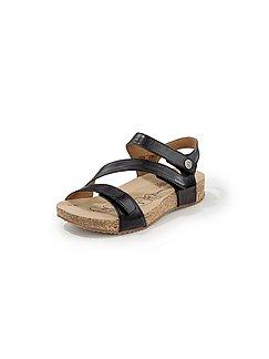 Sorte Damer sandaler hos Peter Hahn