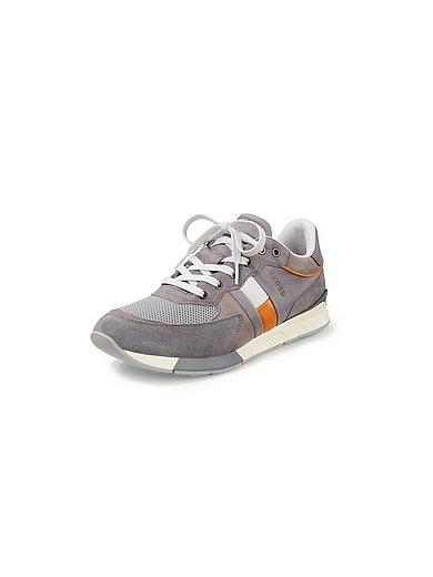 Lloyd - Sneakers Egan van leer en mesh
