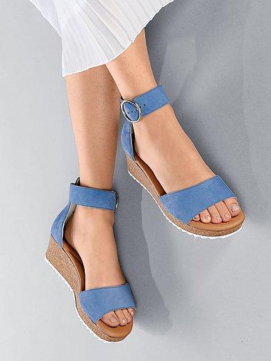 Paul Green - Les sandales 100% cuir
