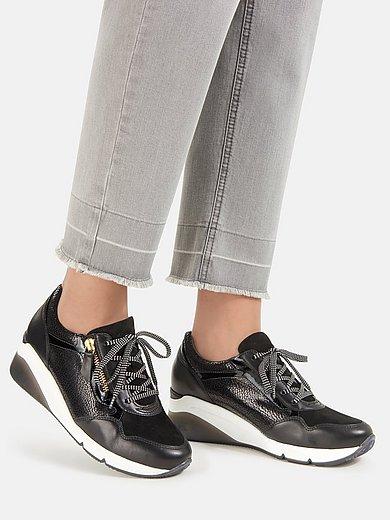 Gabor Comfort - Les sneakers 100% cuir