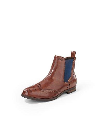 Sioux - Les bottines Chelsea modèle Bovina