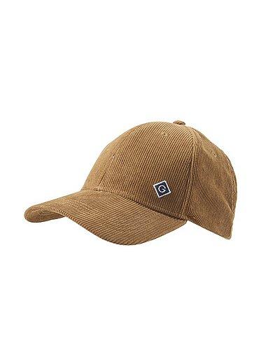 GANT - Cord-Cap aus 100% Baumwolle