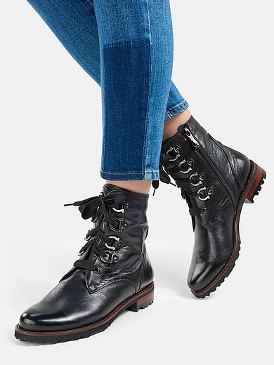 EVERYBODY - Les bottines à lacets modèle Nadia