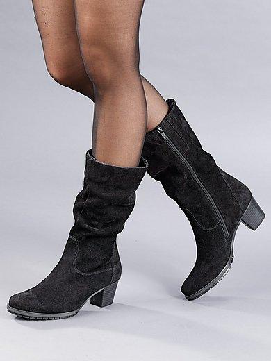 Gabor Comfort - Laarzen van fluwelig geitensuèdeleer