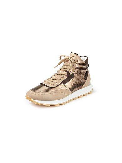 Kennel & Schmenger - Enkelhoge sneakers Icon van lamsleer