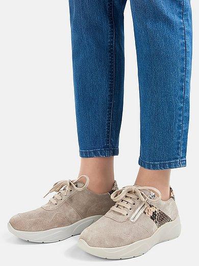 Solidus - Sneakers Kea van kalfssuèdeleer