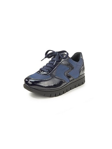Semler - Sneakers van geitenlakleer