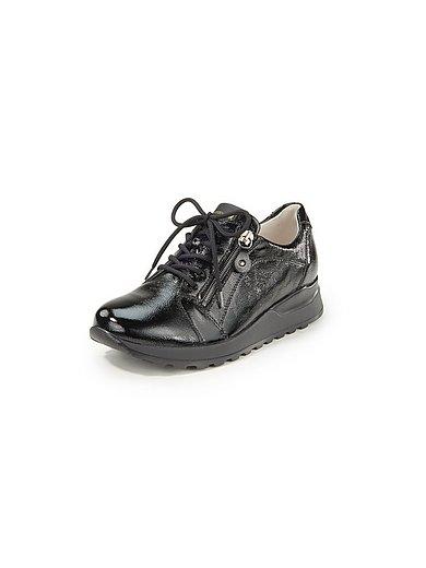 Waldläufer - Sneakers Hiroko van rundkreuklakleer